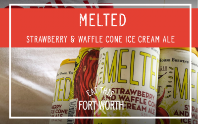 Melted : Ice Cream + Beer
