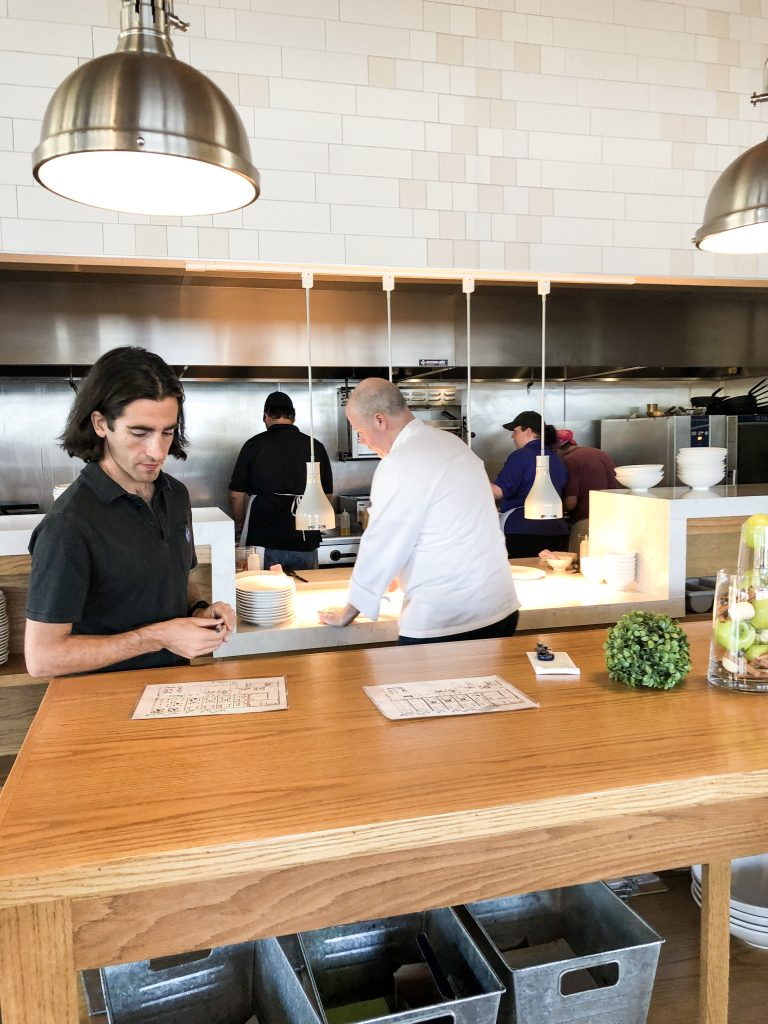 Chef Jeff Williams at Taste Project