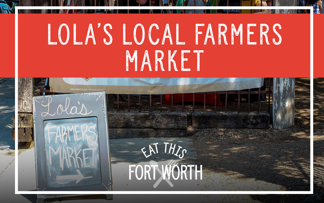 Lola's Local Farmers Market