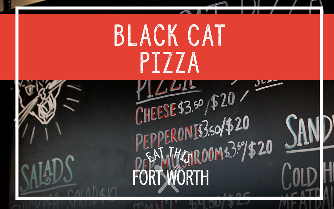 Black Cat Pizza