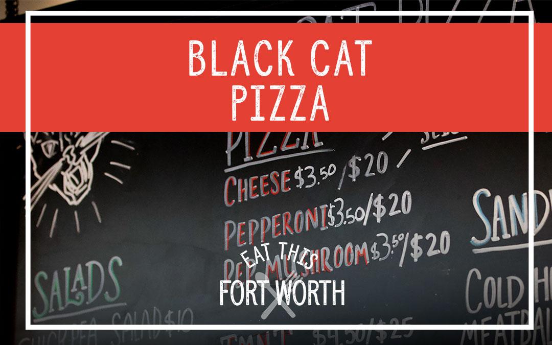 Black Cat Pizza