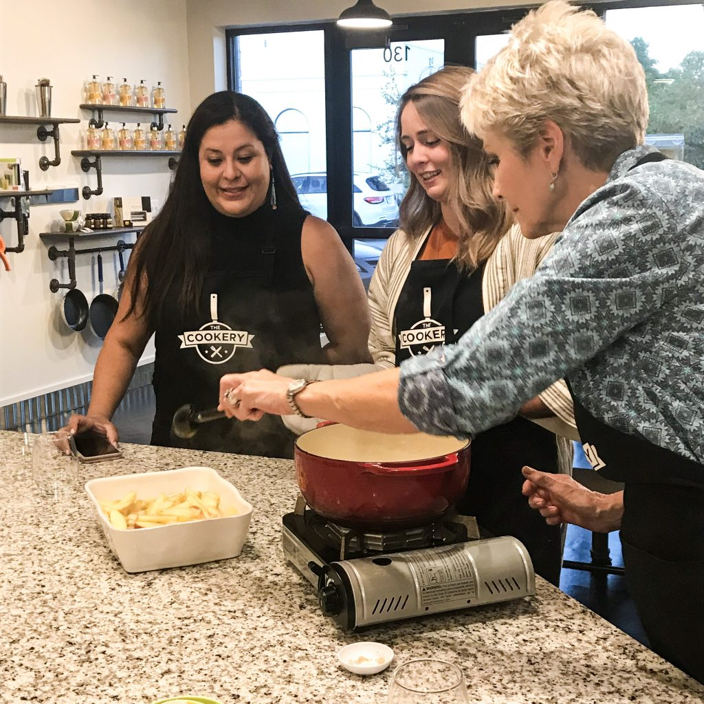 The Cookery cooking class Fort Worth