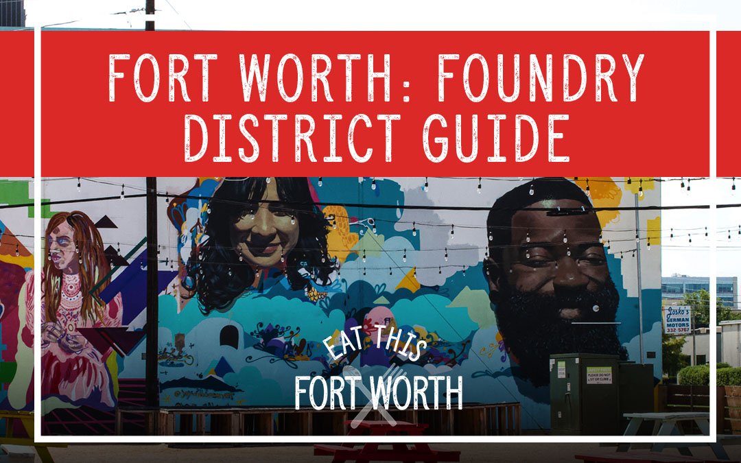 Find the Funk in the Foundry    : Foundry District Guide